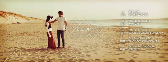 Michael Jesus - Bloom - Around the Bay 2015 (tournée)