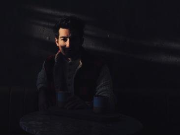 Michael Jesus - dark portrait